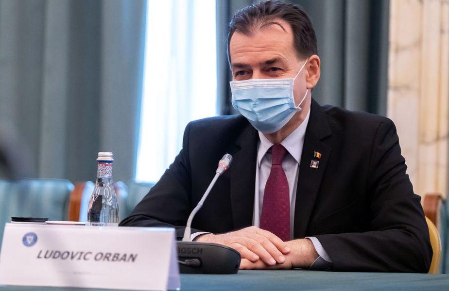 Ludovic Orban. Sursă foto: Facebook