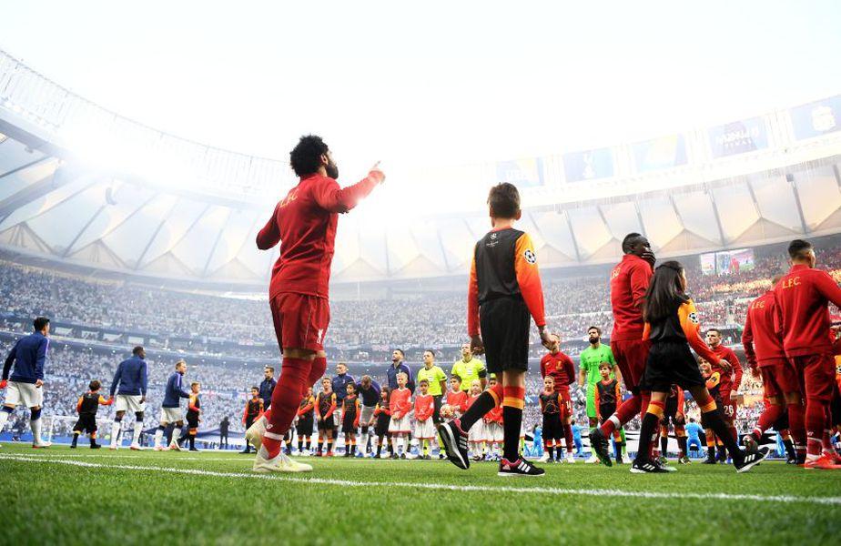Turcii nu vor să găzduiască finala Champions League fără spectatori și UEFA plănuiește să mute Final 4 la Lisabona. foto: Guliver/Getty Images