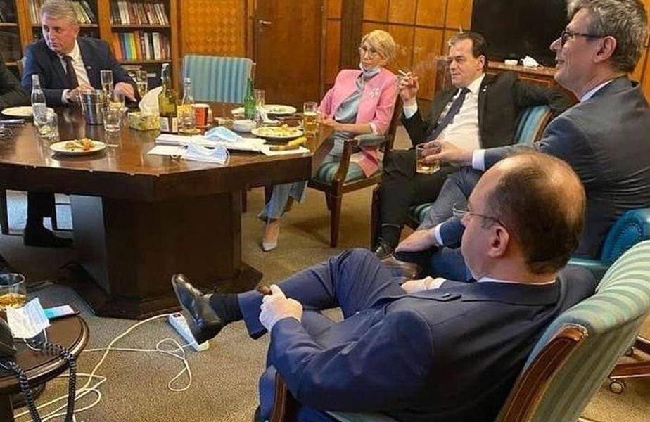 Ludovic Orban a fost amendat
