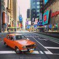Cu Dacia 1300 pe străzile din New York
