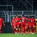Leon Goretzka (nr. 18) a sosit în vara lui 2018 la Bayern, liber de contract