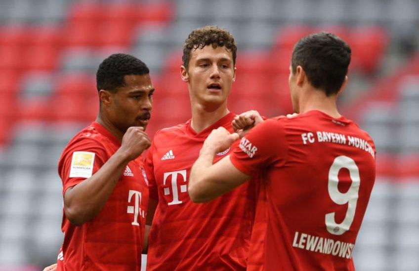 Bayern Munchen domină și în acest an campionatul din Bundesliga