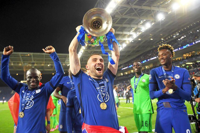 Mateo Kovacic a câștigat Liga // foto: Guliver/gettyimages