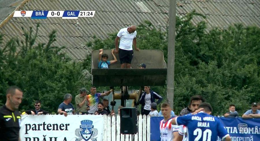 Dacia Unirea Brăila a promovat în Liga 2! Florentin Petre a câștigat duelul cu Petre Grigoraș, într-o atmosferă inedită