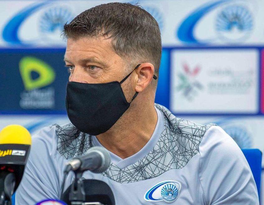 Daniel Isăilă (48 de ani), unul dintre cei mai în vogă antrenori români, va rămâne și sezonul următor la Bani Yas, vicecampioana din Emiratele Arabe Unite, în ciuda interesului mai multor cluburi importante.
