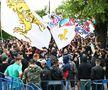 CS Afumați - CSA Steaua, fani și jandarmi