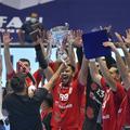 Dinamo a câștigat azi Cupa României, după 27-20 cu AHC Dobrogea Sud. Formația din Ștefan cel Mare s-a impus în acest sezon și în campionat.