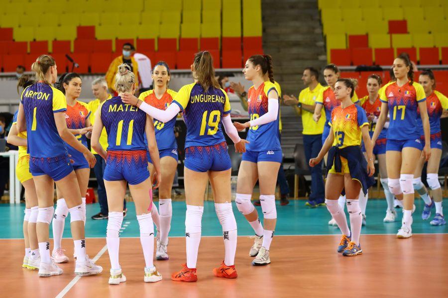 România-Spania 2-3. Prima înfrângere în Golden League