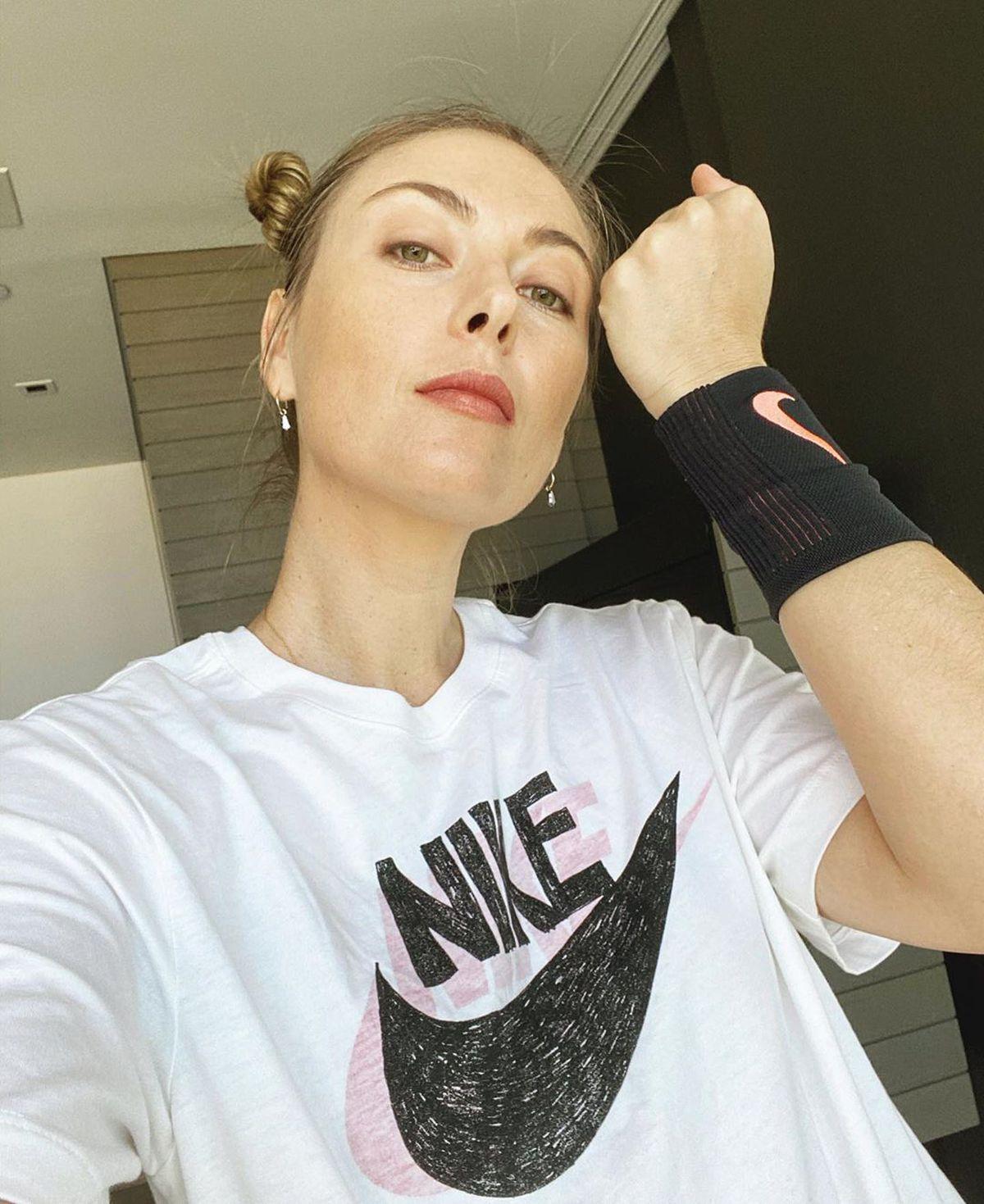 Maria Sharapova - 30 iunie 2020