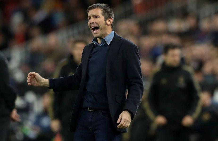 Albert Celades a fost concediat de Valencia // Sursă foto: Getty