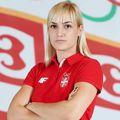 Jelena Terzic, noua jucătoare de la Corona