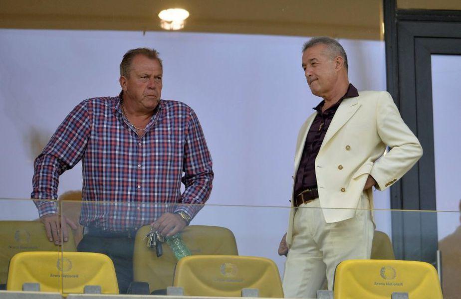 """Fotbaliștii FCSB-ului sunt mai slabi decât credeau patronul și suporterii, dar nici nu au toleranță la critici. Plecarea din club a legendei steliste a fost forțată de """"vestiar"""", din cauza comentariilor lui Helmuth din emisiunile DigiSport."""