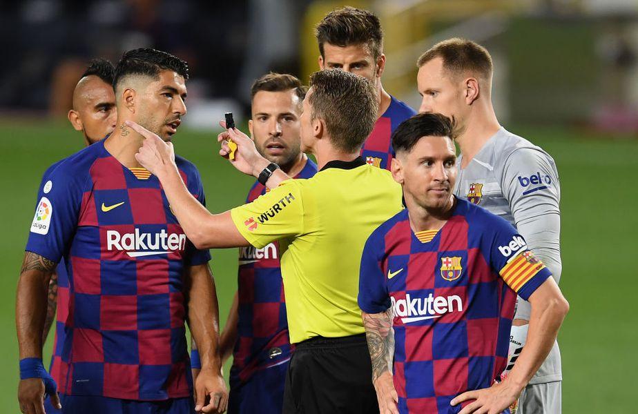 Barcelona e obligată să câștige meciul cu Atletico Madrid