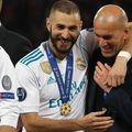 Zidane și Benzema s-ar putea reîntâlni la naționala Franței. Foto: Imago