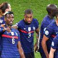 Franța avea 3-1 în minutul 80 cu Elveția, dar apoi s-a pierdut tot