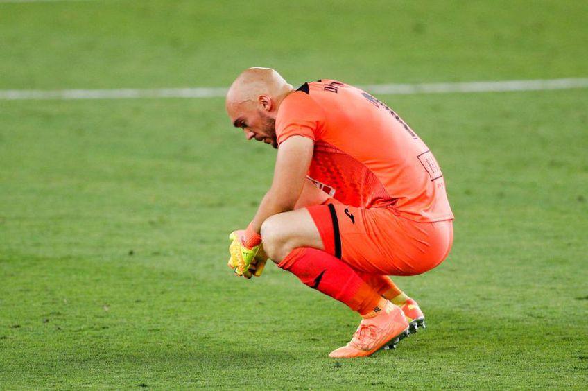 Patru cluburi din Spania au anunțat că au câte un jucător infectat cu COVID-19 în ultimele două zile // Sursă foto: Getty