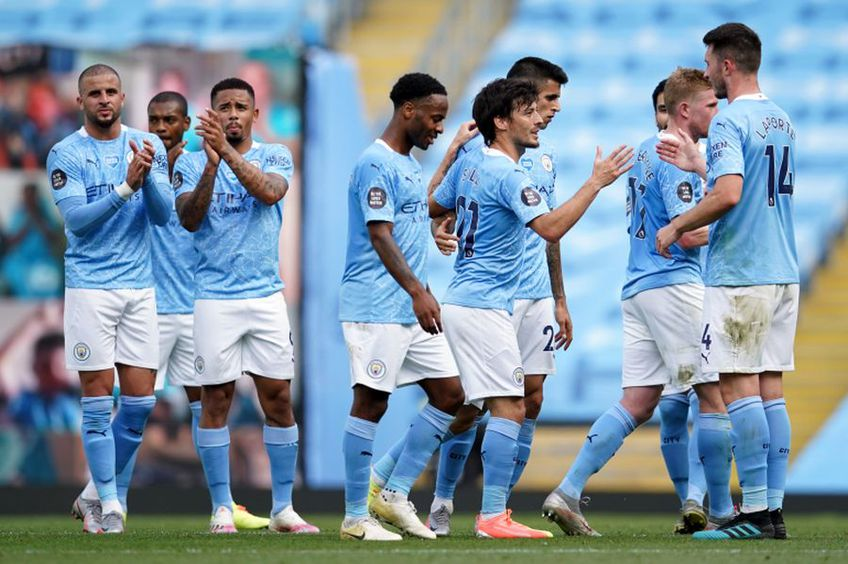 Manchester City a rezolvat al doilea transfer pentru sezonul viitor // foto: Guliver/gettyimages