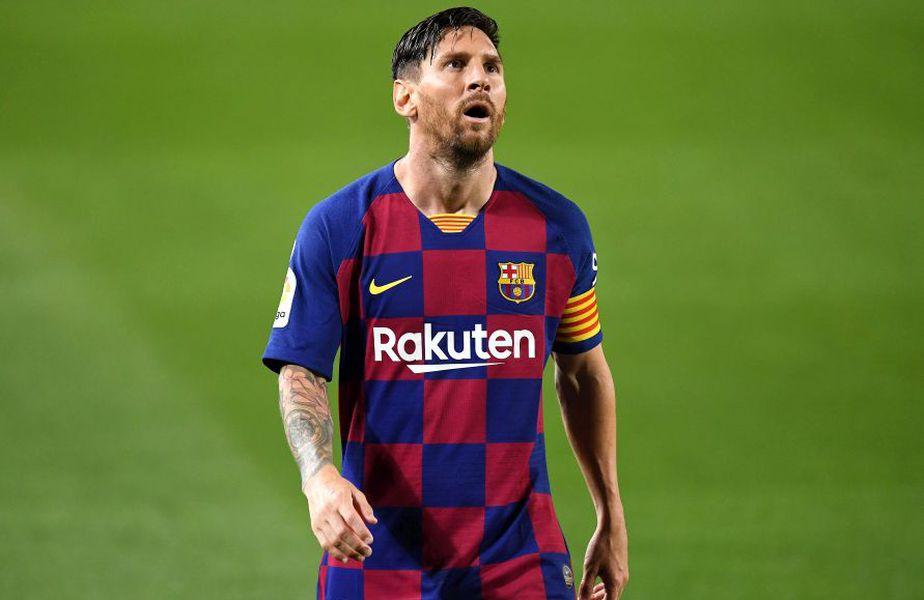Lionel Messi este dorit de către Inter Milano // foto: Guliver/gettyimages