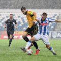 Poli Iași s-a impus în fața lui FC Voluntari, scor 2-1 // FOTO: Facebook @ FC Politehnica Iași