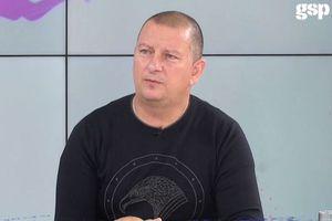 Ionuț Chirilă, la GSP Live » Urmărește emisiunea AICI