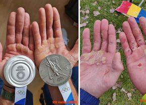 Medaliile care dor » Cum arată sacrificiul făcut de canotori pentru medalie