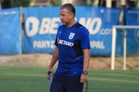 CSU Craiova - FC Botoșani: Reghe face o încercare și în campionat! Trei PONTURI pentru duelul din Bănie