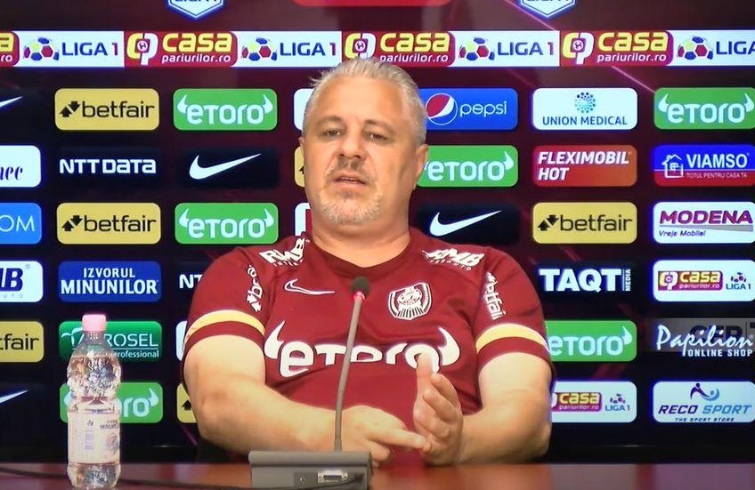 Marius Șumudică (50 de ani) regretă eliminările suferite de FCSB, CS Universitatea Craiova și Sepsi, dar are un mesaj pentru Gigi Becali (63 de ani).