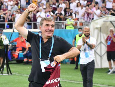 Moment superb pe Arena Națională, cu Gică Hagi protagonist » Ce s-a întâmplat înainte de Rapid - Farul