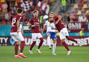 Rapid - Farul Constanța 0-0 » Mihai Iosif și Gică Hagi rămân neînvinși în noul sezon! Clasamentul ACUM