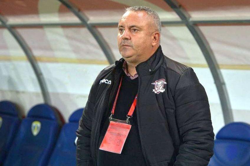 Mihai Iosif a vorbit după meciul Rapid - Farul 0-0