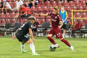 CFR Cluj - Chindia Târgoviște 0-0 » Urmărim meciul împreună