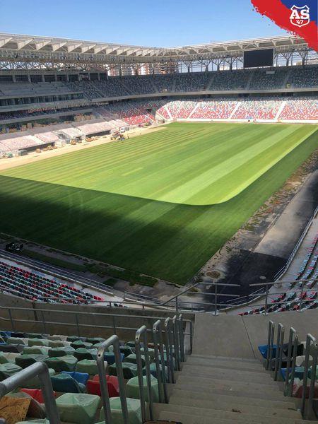 Stadionul Ghencea - 26 august 2020