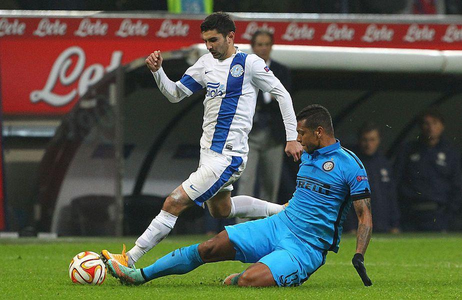 Alexandru Vlad, într-un duel Dnipro - Inter