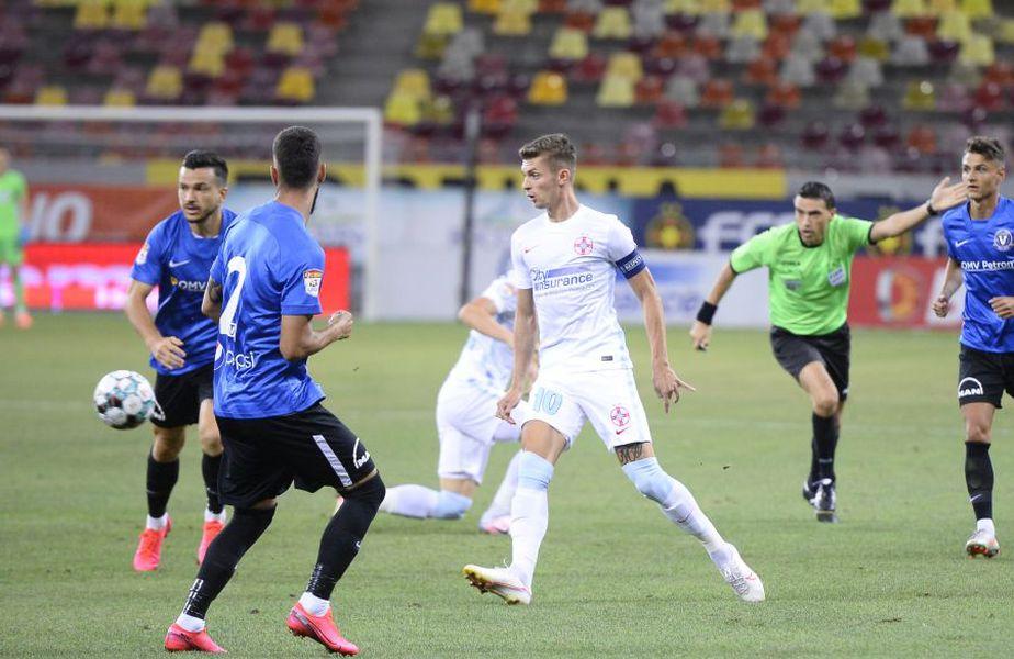 Jucătorii de la FCSB vor fi testați în Serbia