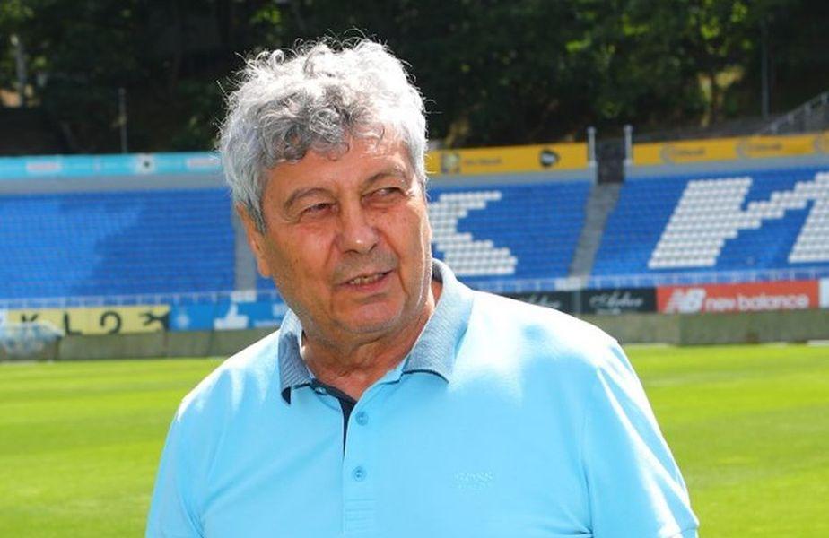 """Mircea Lucescu, 75 de ani, a vorbit după calificarea lui Dinamo Kiev în grupele Ligii Campionilor. Formația lui """"Il Luce"""" a învins-o în play-off și în retur pe Gent, scor 3-0 (2-1 în tur)."""