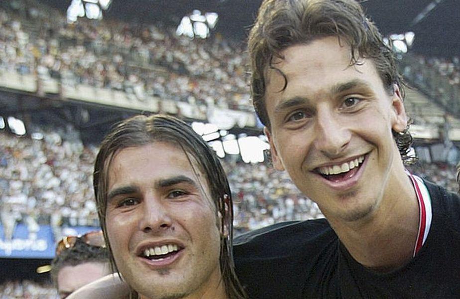 Adrian Mutu, 41 de ani, selecționerul României U21, a vorbit despre Zlatan Ibrahimovic (38), fostul lui coleg de la Juventus, în prezent veteranul lui AC Milan.