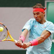 Rafael Nadal s-a calificat în turul III de la Roland Garros, după o victorie autoritară reușită în fața americanului Mackenzie McDonald. foto: Guliver/Getty Images