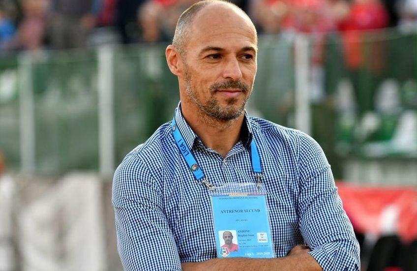 Bogdan Andone nu mai e antrenorul Astrei