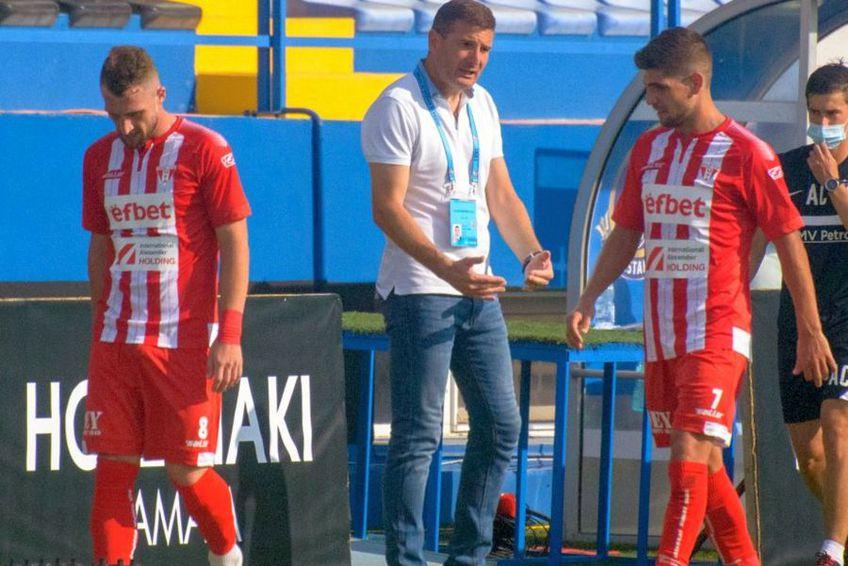 UTA Arad, una dintre cele două nou-promovate din Liga 1, a rămas temporar fără finanțare