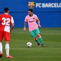 """Leo Messi schimbă tonul la Barcelona: """"Îmi asum toate greșelile"""""""