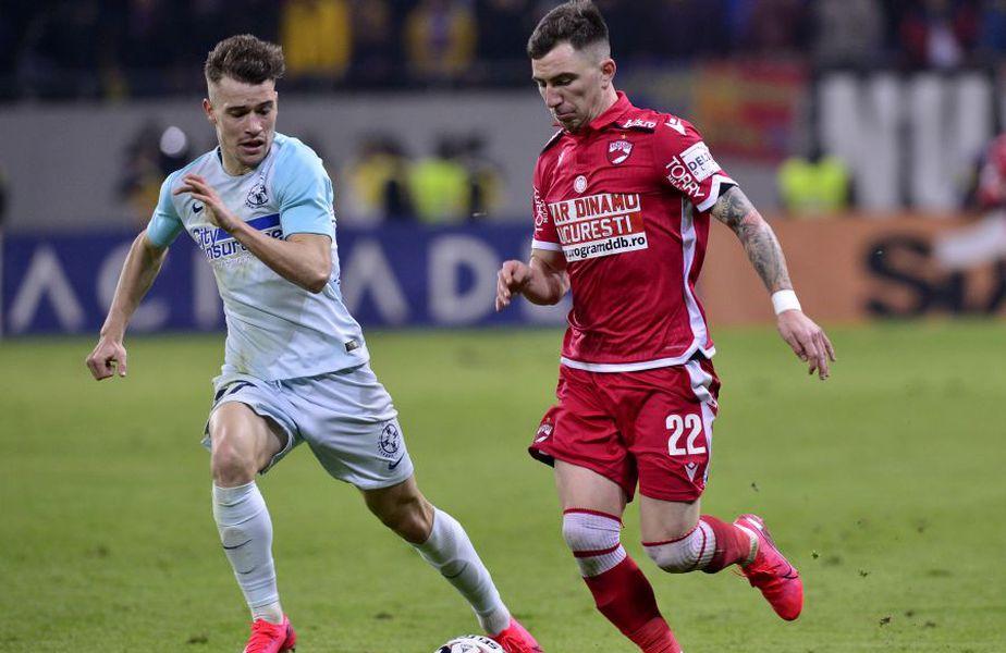 Dinamo va juca într-un echipament revoluționar în derby-ul cu FCSB