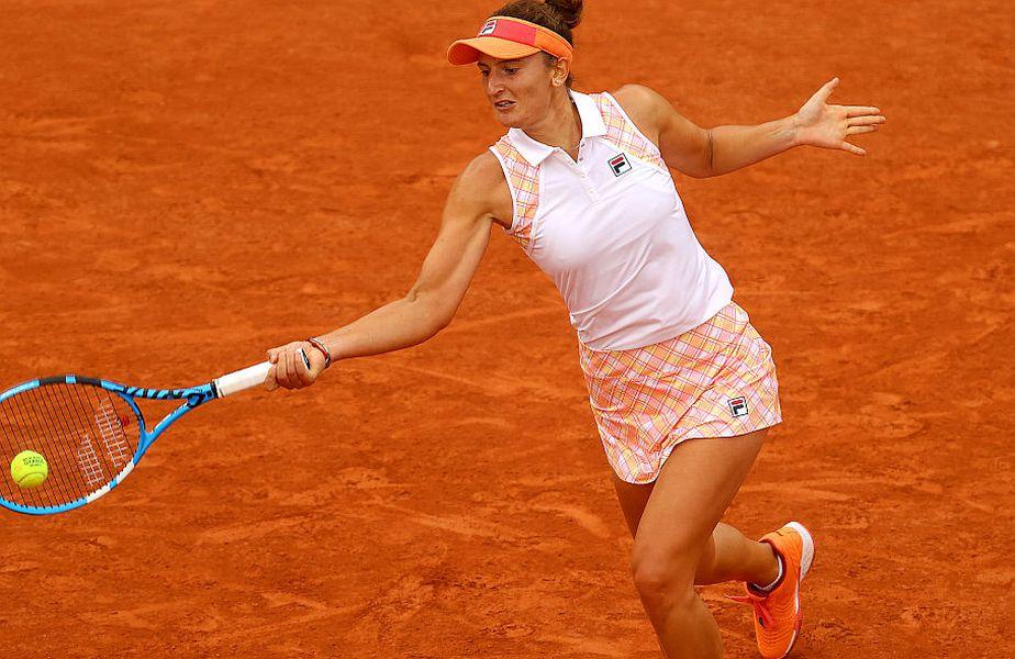 Irina Begu a fost eliminată în turul II la Roland Garros // FOTO: Guliver/GettyImages