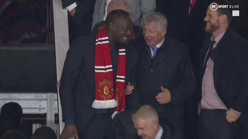 Usain Bolt, încântat de revenirea lui Ronaldo la Manchester United! Discuția pe care a avut-o cu Sir Alex Ferguson