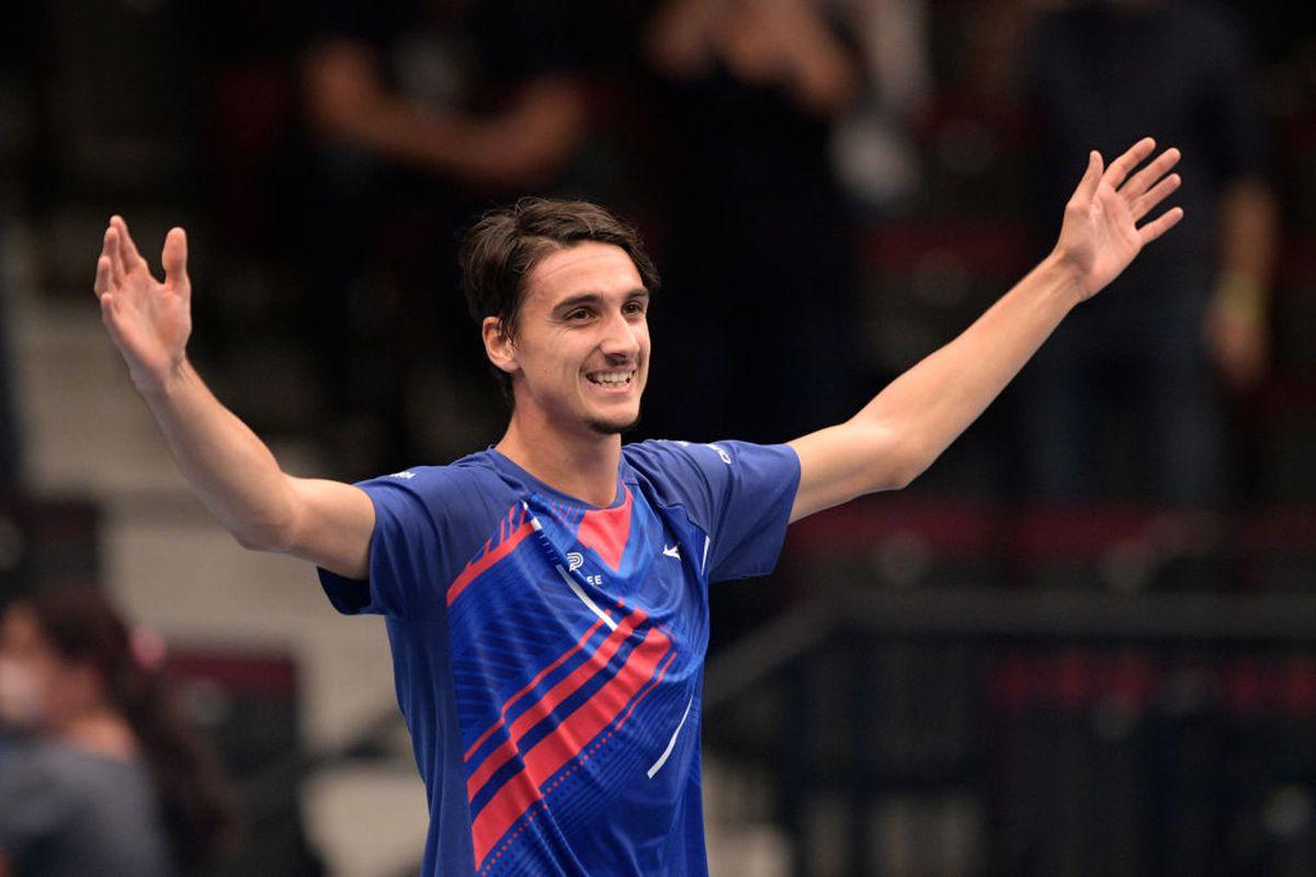 VIDEO Novak Djokovic, demolat de un lucky loser la Viena! E cea mai drastică înfrângere din carieră pe hard