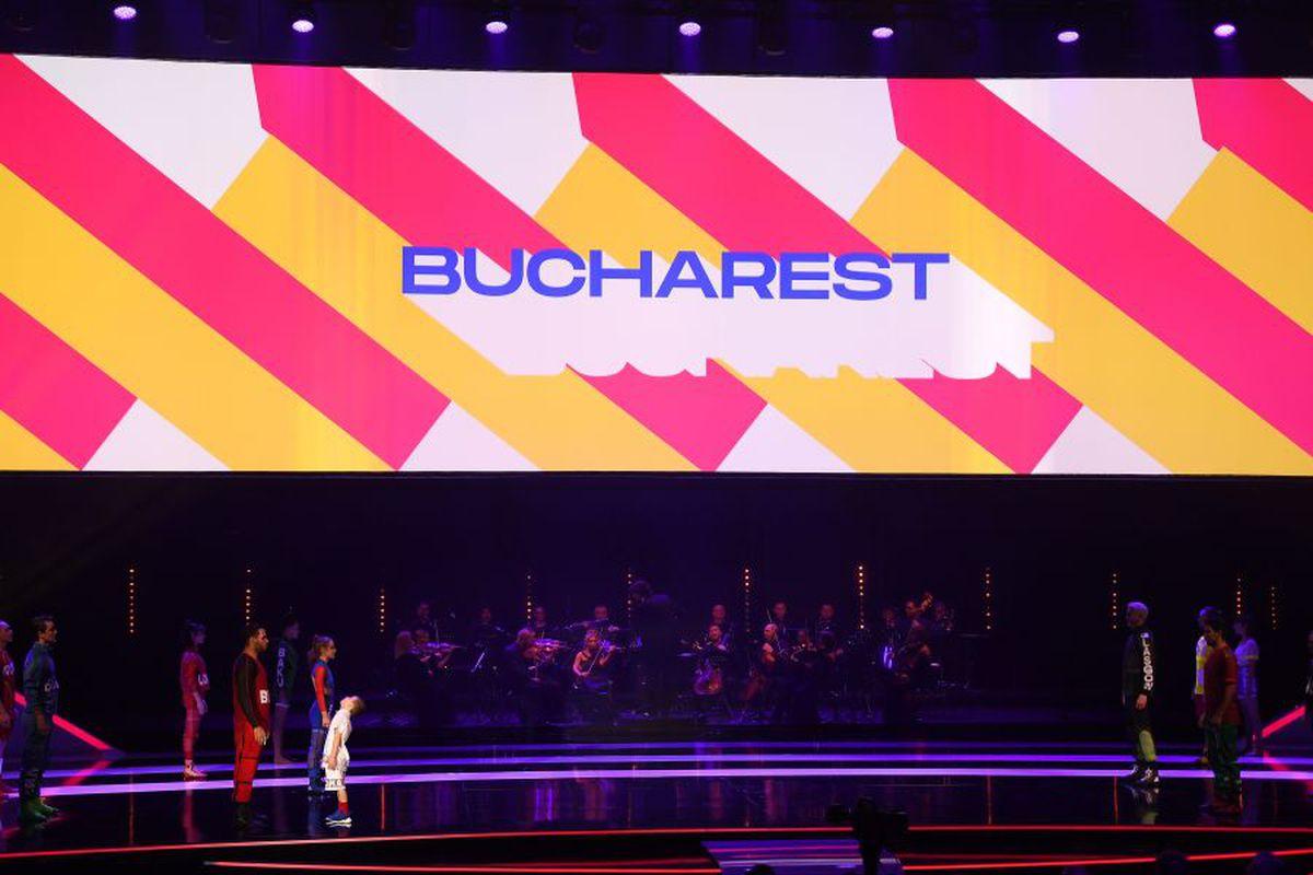 EURO 2020 // Programul integral al meciurilor » Care sunt partidele care se joacă la București