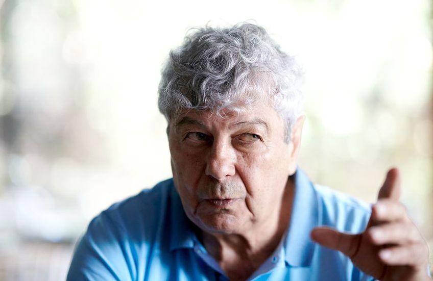 Mircea Lucescu îl laudă pe Gigi Becali