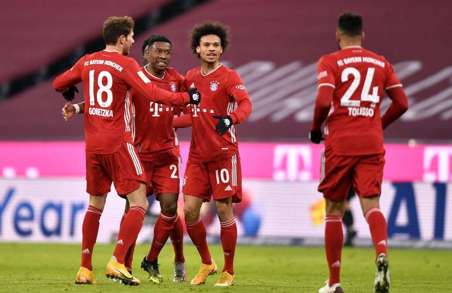 Corentin Tolisso a fost amendat de Bayern Munchen // foto: Guliver/gettyimages