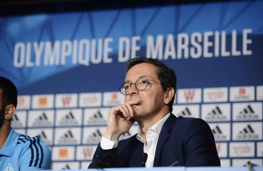 Președinte OM, Jacques-Henri Eyraud FOTO IMAGO