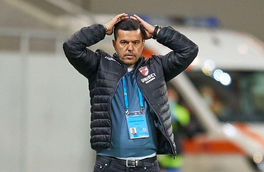 DDB, un nou atac la adresa lui Cosmin Contra, fostul antrenor al lui Dinamo