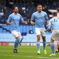 Manchester City, liderul Premier League // foto: Guliver/gettyimages